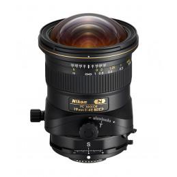 NIKON PC NIKKOR 19mm F4E ED - GARANZIA 4 ANNI NITAL | Fcf Forniture Cine Foto
