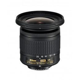 NIKON AF-P DX 10-20mm F4.5-5.6G VR - GARANZIA 4 ANNI NITAL | Fcf Forniture Cine Foto