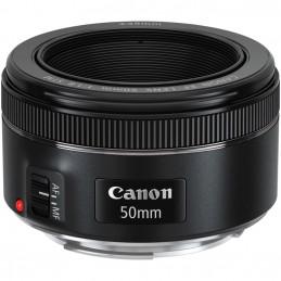 CANON EF 50mm F1.8 STM - GARANZIA CANON ITALIA | Fcf Forniture Cine Foto
