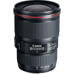 CANON EF 16-35mm F4 L IS USM - GARANZIA CANON ITALIA | Fcf Forniture Cine Foto