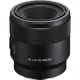 SONY FE 50mm F2.8 MACRO SEL50M28 - GARANZIA SONY ITALIA | Fcf Forniture Cine Foto